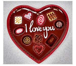 Doral Valentine's Chocolate
