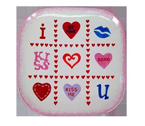 Doral Valentine's Tic Tac Toe
