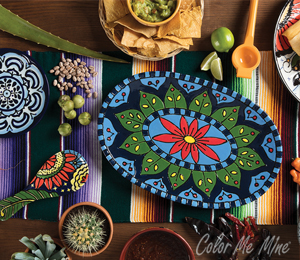 Doral Talavera Tableware