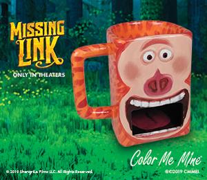 Doral Mr. Link Mug